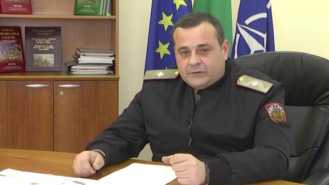 Бригаден генерал Станимир Христов:Нека не забравяме нашите предци поставили основите на железния юмрук на Българската армия