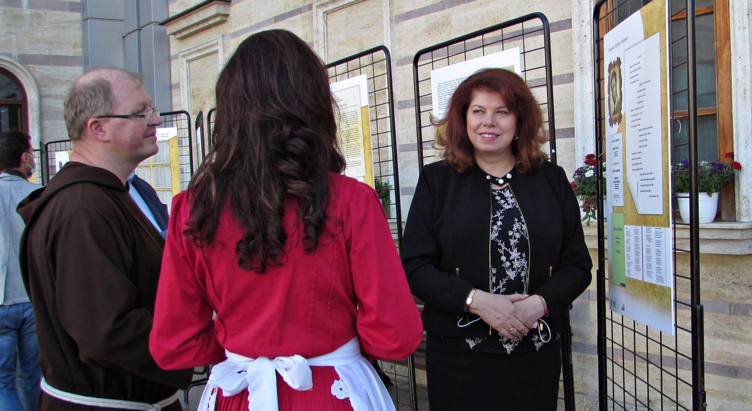 Вицепрезидентът: Банатските българи са пример как се пази памет и българщина