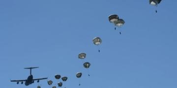 На летище Чешнегирово учение на НАТО за бърз отговор и демонстрация на сила