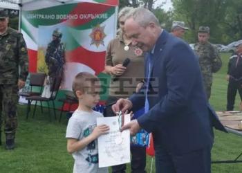 """Трети военни игри """"Бъди войник"""" събраха над 130 деца и младежи от областта в Търговище"""