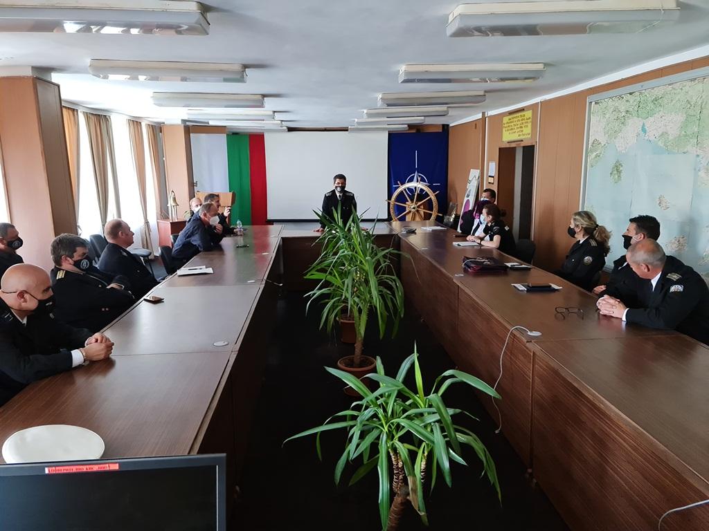 """Започна учението """"Черно море 2021"""""""