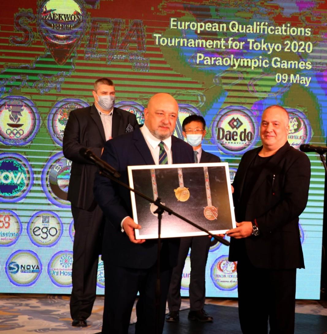 Даниел Ладжев се размина на косъм с олимпийската квота