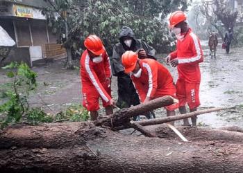 На фона на Пандемията - Индия беше пометена от циклона Тауктае