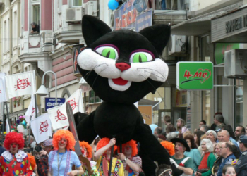 Карнавал на смеха се провежда в Габрово