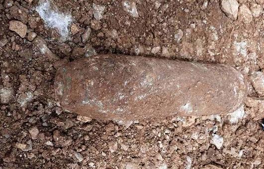 Специализиран екип от Сухопътните войски унищожи невзривен боеприпас, открит в околностите на гр. Враца