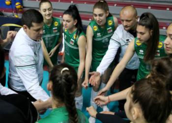Волейболиските ни до 16 години спечелиха бронзовите медали на Европейското първенство