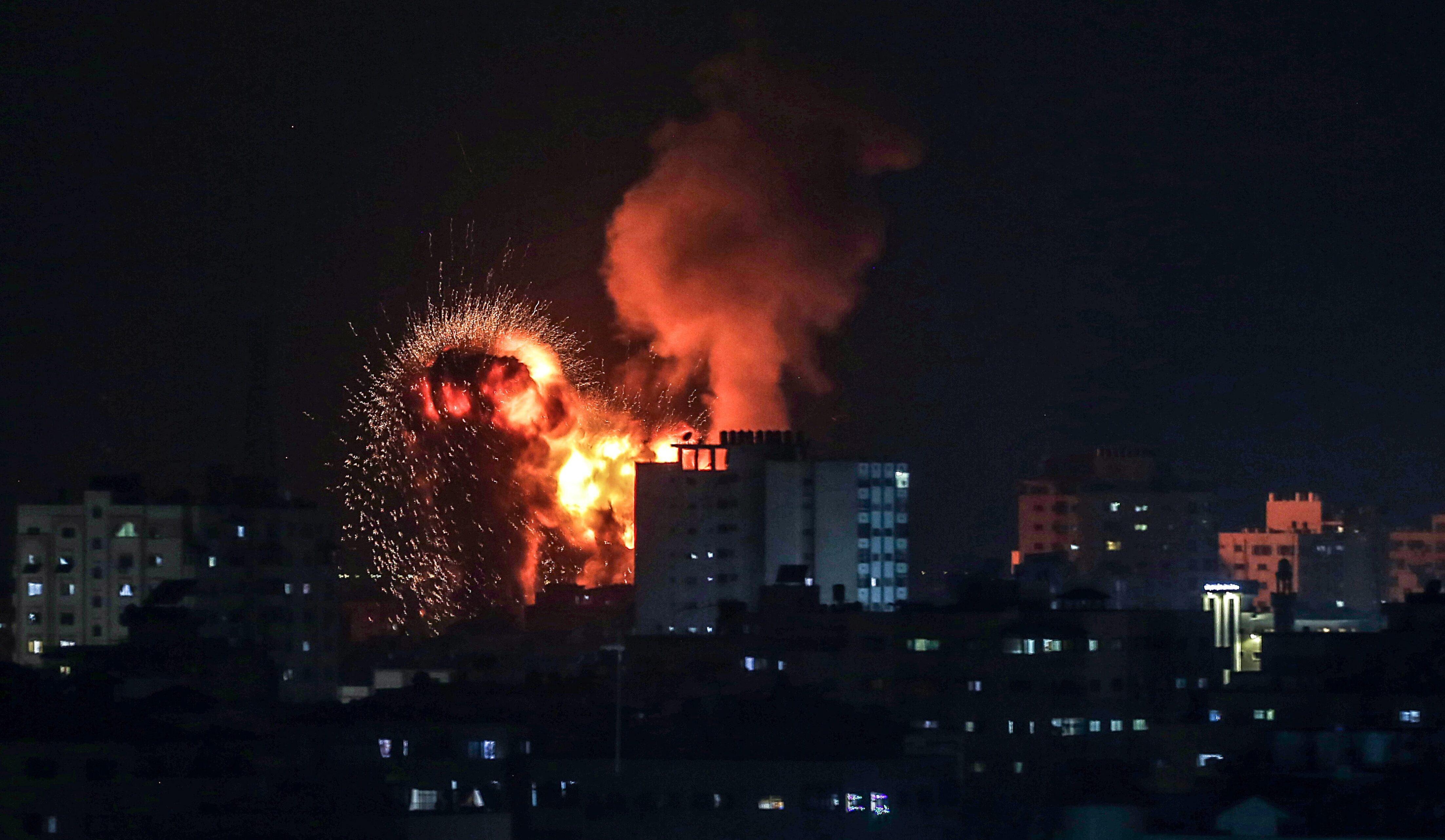 Единствената лаборатория за ковид в Газа вече не функционира в резултат на израелски въздушен удар