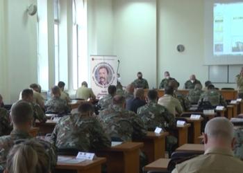 """Военната академия """"Георги Стойков Раковски"""" е домакин на курс за оценяване на формирования по стандартите на НАТО"""