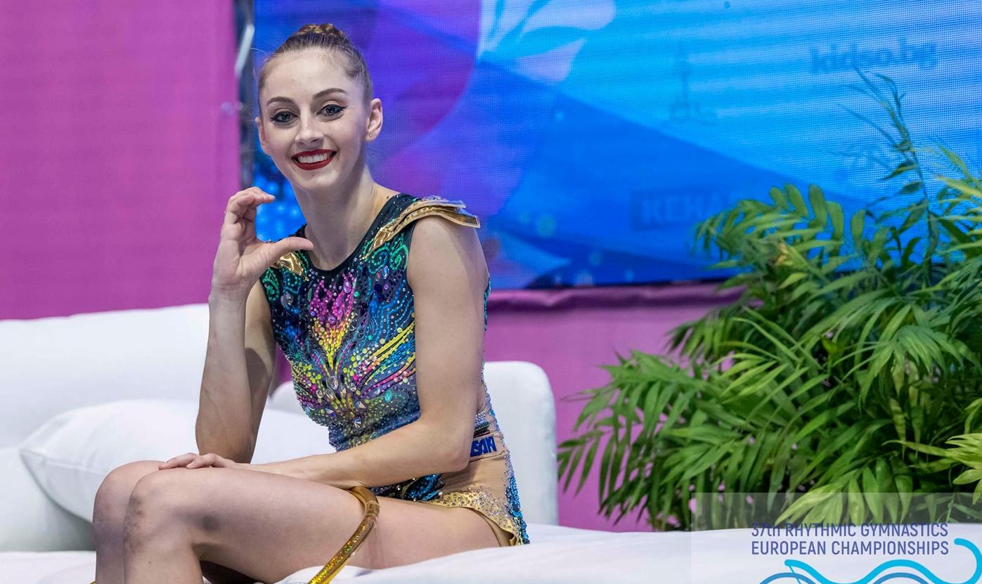 България без медали във финалите на отделните уреди при жените на Европейското във Варна