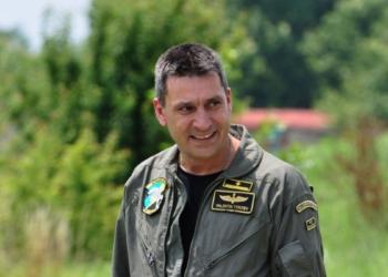 Изпратиха с военен ритуал майор Валентин Терзиев в последния му път