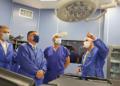 Във Военномедицинска академия откриха най-модерния операционен център у нас