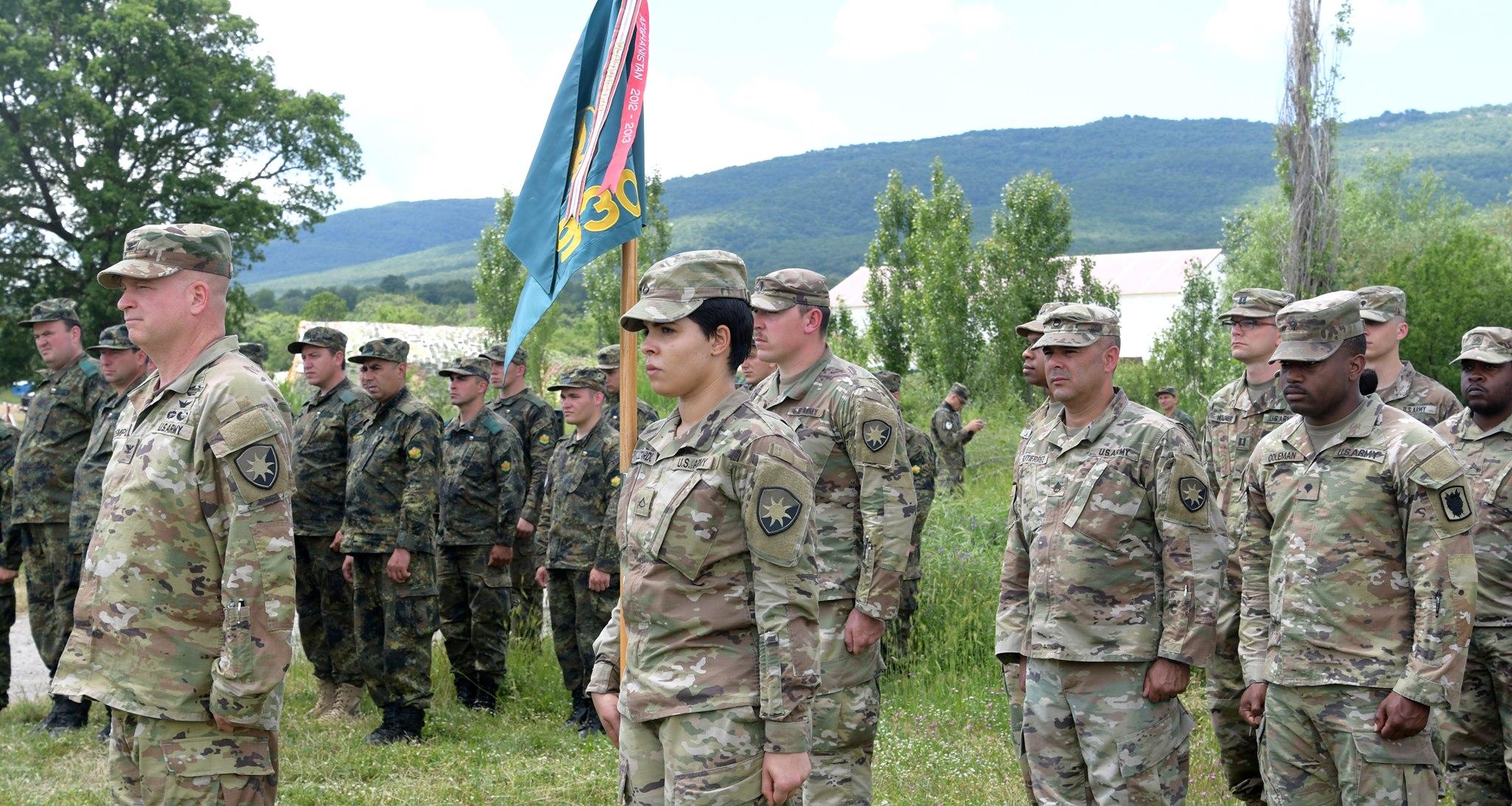 """На учебен полигон """"Ново село"""" стартира компютърно подпомаганото командно-щабно учение """"БАЛКАН 21"""""""
