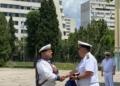 Във флотските формирования постъпват 40 старшини
