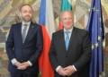 Външните министри на България и Чехия обсъдиха възможностите за задълбочаване на сътрудничеството, включително в икономиката и туризма