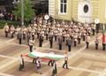 Участие на военнослужещи от авиобаза Безмер в Деня на Ямбол - Свети Дух