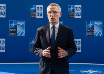 Doorstep statement by NATO Secretary General Jens Stoltenberg at the start of the NATO Summit in Brussels