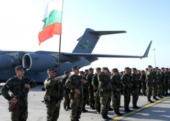 Военнослужещите от 42-ия военен контингент се завърнаха след успешно участие в мисията на НАТО в Афганистан