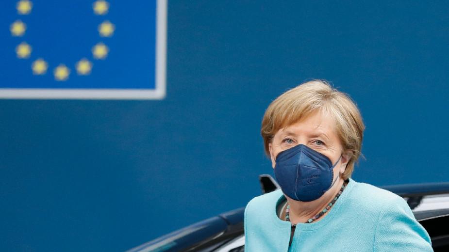 Ангела Меркел носи послание за стабилност при прощалното си посещение в САЩ