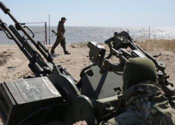 Украинската армия обстреля четири селища
