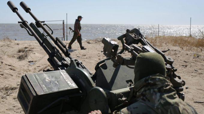 Един украински войник бе убит на изток