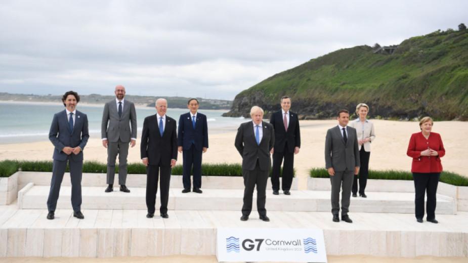 Страните от Г-7 се споразумяха за нуждата от продължаваща подкрепа за икономиките