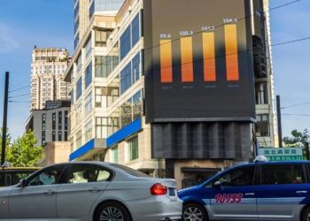 Най-високият в света хотел с ресторант отвори врати в Шанхай