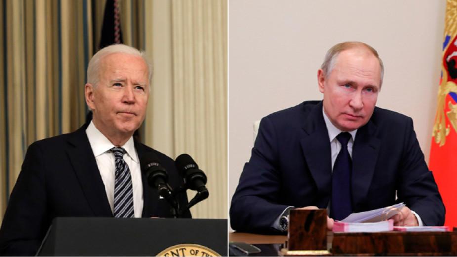 Байдън поиска от Путин да предприеме действия срещу рансъмуер хакери на руска територия
