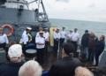 ВМС се сбогува с адмирал Иван Добрев