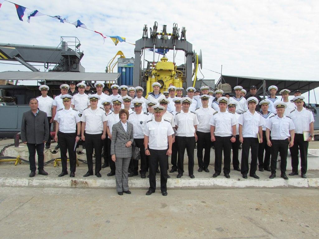 """17 години от вдигането на военноморския флаг на спасителен кораб """"Протео"""""""