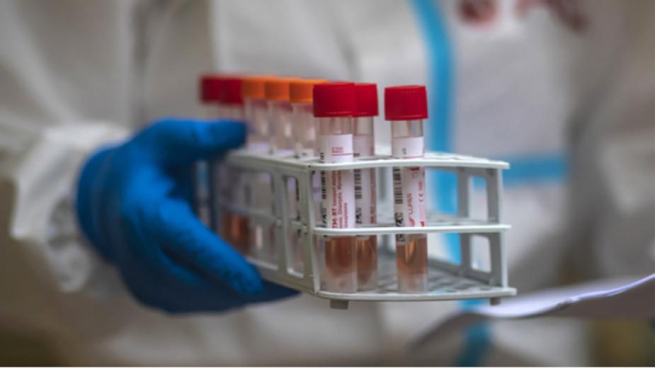 1368 са новите случаи на коронавирус у нас