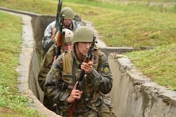 """Мащабно тактическо учение """"Обединени усилия 2021"""" се проведе в НВУ"""