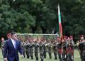 Министърът на отбраната Георги Панайотов посети 2-ра механизирана бригада - Стара Загора