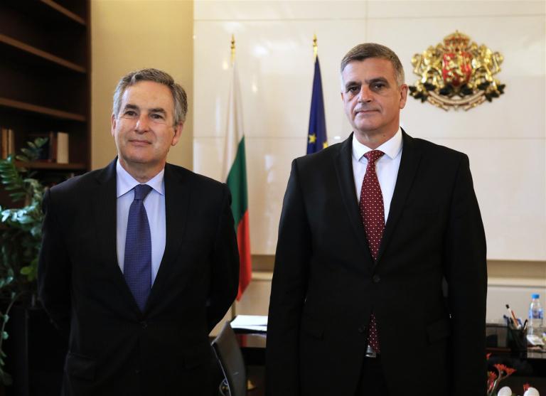 Премиерът Стефан Янев обсъди с испанския посланик конструктивното сътрудничество