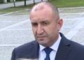 Президентът Радев за майор Терзиев: Опитен пилот и чудесен човек