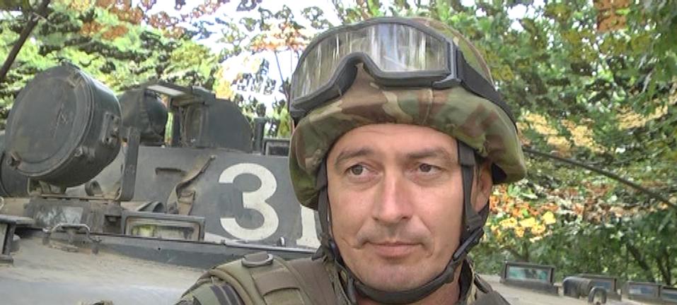 С армията в сърцето и за дълга към Родината - показваме ви още едно от лицата на Въоръжените сили