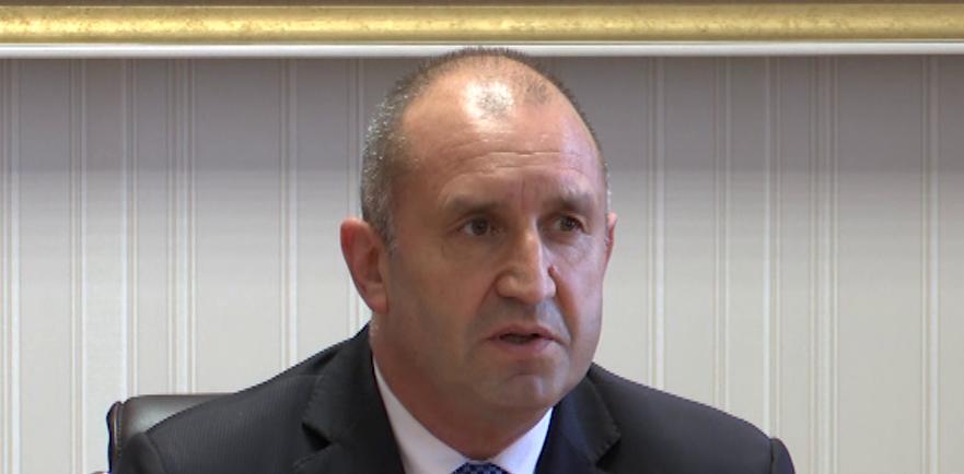 Президентът и върховен главнокомандващ на Въоръжените сили Румен Радев заяви, че познава пилота на изтребителя като много добър професионалист. Той призова за сдържаност и избягване на спекулации във връзка с инцидента.