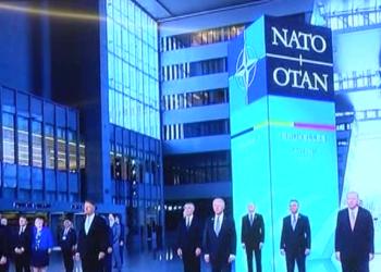 НАТО втвърдява позицията си за Китай на първата среща на върха на Байдън