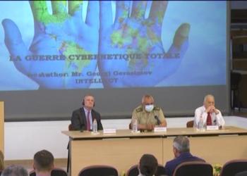 """Кръгла маса на тема """"Европейската стратегическа наука"""" се проведе във ВА """"Г. С. Раковски"""""""