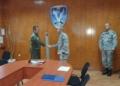 Повишиха офицер в звание в БКУН