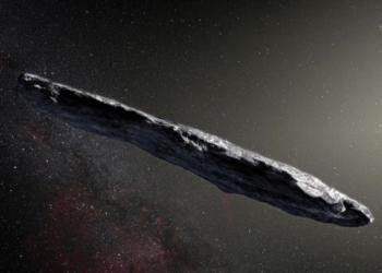 Умуамуа - астероид, комета или космически кораб