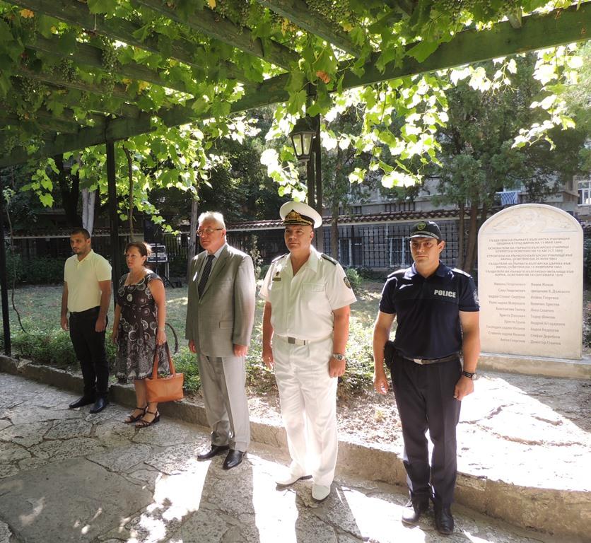 143 години от освобождението на град Варна