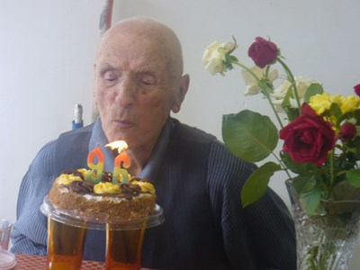 Заговорник с Горуня срещу Тодор Живков навърши 96 години
