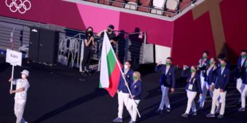 Игрите на 32-а олимпиада бяха открити една година по-късно с красива церемония на Олимпийския стадион в Токио, тенисистката Наоми Осака запали огъня