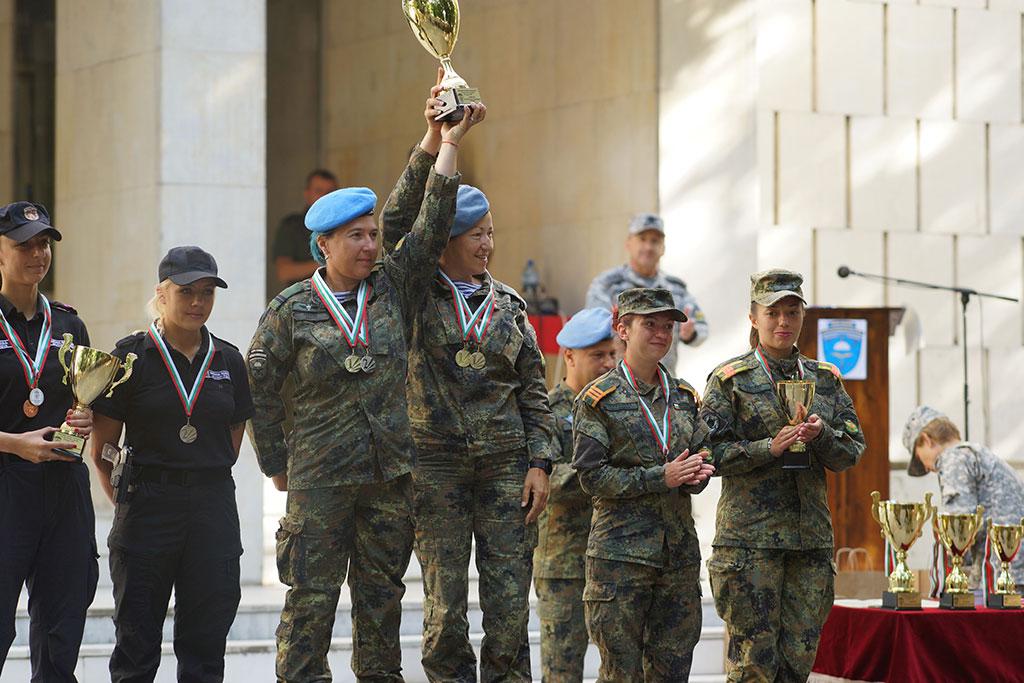 Държавен военен шампионат по тактическа стрелба