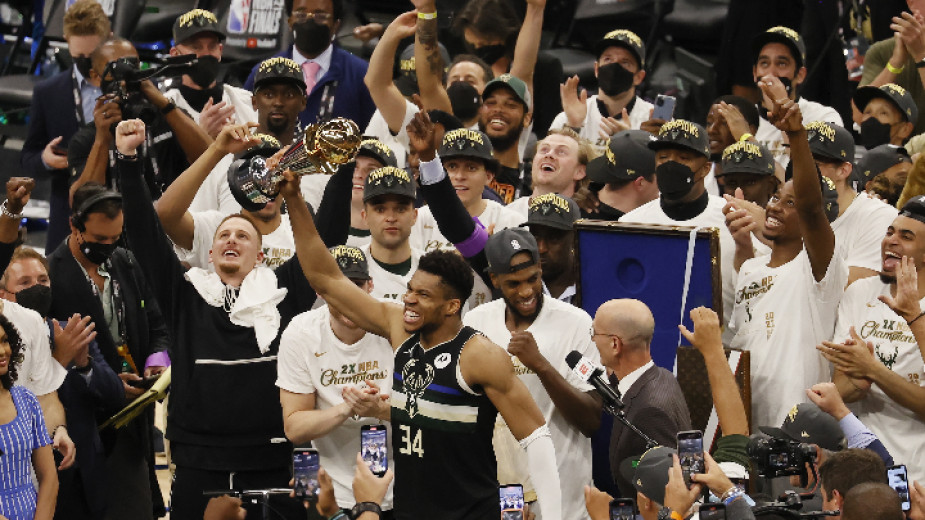 Милуоки спечели титлата в НБА