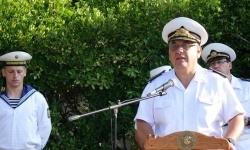 Морско училище отбеляза 79 години от разстрела на Вапцаров