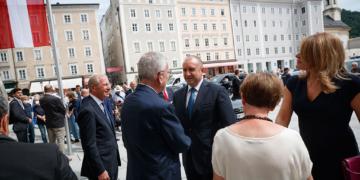 Румен Радев: България няма да допусне нарушаване на правата на българите в РСМ