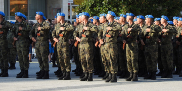 Гарнизон Пловдив чества бойния си празник