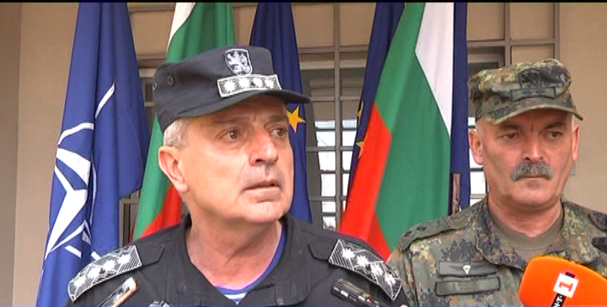 Адмирал Емил Ефтимов: Има бъдеще за гарнизон Враца, 10-ти механизиран батальон