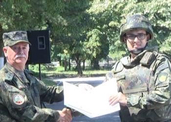 Група от Националния мобилен модул замина на международна мисия в Ирак